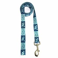 Dog Is Good Halo Dog Leash - Blue