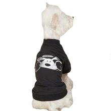 Dog is Good Halo Dog T-Shirt - Black