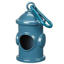 Dog is Good Hydrant Waste Bag Holder - Blue