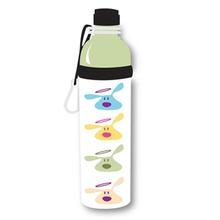 Dog Is Good Multi-Color Pet Water Bottle