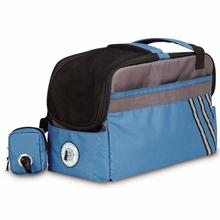 Dog is Good Never Travel Alone 2-in-1 Dog Carrier - Blue