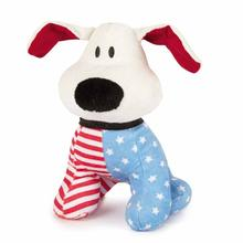 Dog is Good Patriotic Bolo Dog Toy