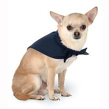 Blank Dog Bandana - Navy