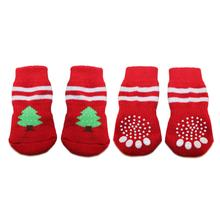 Doggy Socks - Christmas Trees