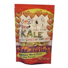 Dogs Love Kale Dog Treat - Apple Crisp