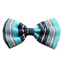 Dog's Night Out Dog Bow Tie - Blue