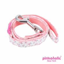 Dogwood Dog Leash by Pinkaholic - Off White