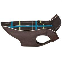 Double Diamond Dog Coat - RC Plaid