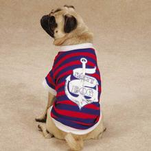 All Paws on Deck Dog T-Shirt - Salty Dog
