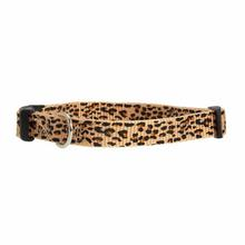East Side Collection Animal Print Collars - Cheetah