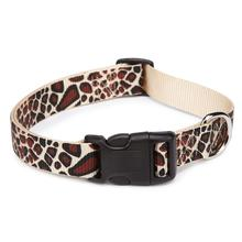 East Side Collection Animal Print Collars - Giraffe