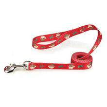 Holiday Monkey Business Dog Leash - Tiff