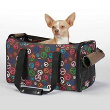East Side Collection Peace Out Pet Carrier