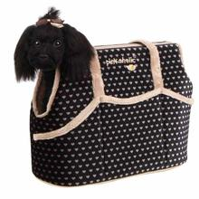Elfish Dog Carrier by Pinkaholic - Beige