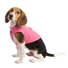 Elite Hooded Mesh Dog Harness by Puppia - Pink