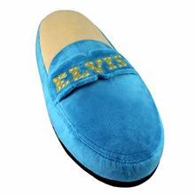 Elvis Blue Suede Shoe Plush Dog Toy