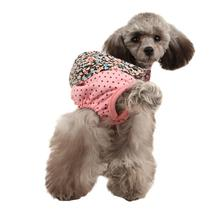 Ensemble Dog Sanitary Pants by Puppia - Pink