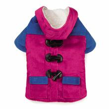ESC Heightened Brights Corduroy Dog Jacket - Pink