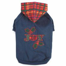 ESC Holly Days Joy Dog Hoodie
