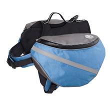 Extreme Outdoor EX Backpack by Doggles - Blue/Gray