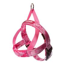 EzyDog Quick Fit Dog Harness - Pink Camo