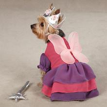 Fairy Princess Dog Halloween Costume