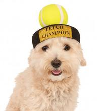 Fetch Champion Hat Dog Costume