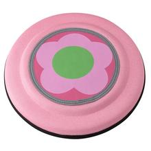 Flying Disks by Doggles - Pink Flower