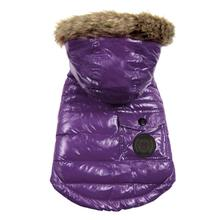 Foucler Dog Coat - Purple
