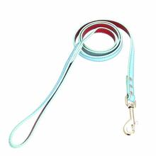FouFou Reversible Dog Leash - Blue/Red