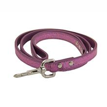 Foxy Glitz Dog Leash - Lilac