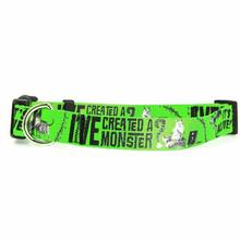 Frankenweenie Dog Collar