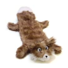 Franky the Fox Real Animal Dog Toy