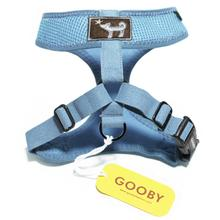 Freedom Dog Harness by Gooby - Blue