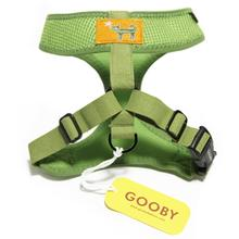 Freedom Dog Harness by Gooby - Green