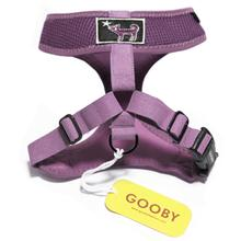 Freedom Dog Harness by Gooby - Purple