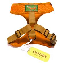 Freedom Dog Harness by Gooby - Orange