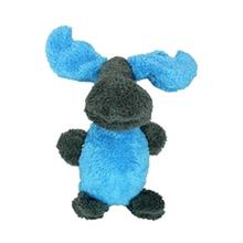 Fuzzie's Soft Dog Toy by Cycle Dog - Moose
