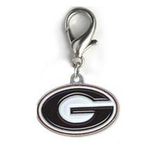 Georgia Bulldogs Dog Collar Charm