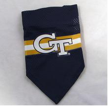 Georgia Tech Dog Bandana