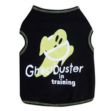 Ghostbuster in Training Dog Tank - Black