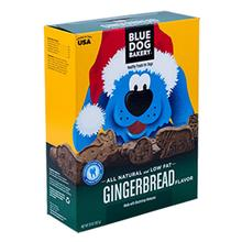 Gingerbread Dog Treat from Blue Dog Bakery