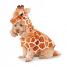 Giraffe Dog Hoodie Costume