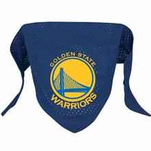 Golden State Warriors Mesh Dog Bandana