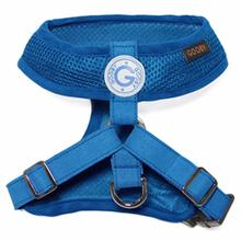 Gooby Freedom Dog Harness II - Blue