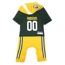Green Bay Packers Pet Onesie