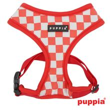 Grand Prix Dog Harness by Puppia - Red