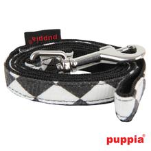 Grand Prix Dog Leash by Puppia - Black