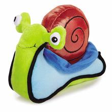 Grriggles Chatty Bug Dog Toy - Snail