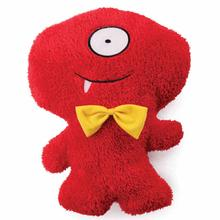 Grriggles Dapper Dude Dog Toy - Red